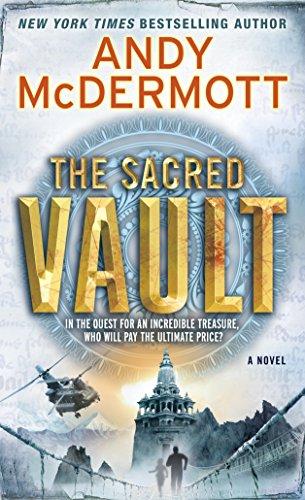 9780553593648: The Sacred Vault: A Novel (Nina Wilde and Eddie Chase)