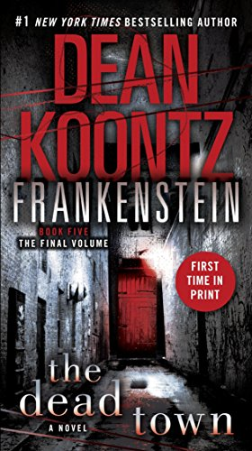 Frankenstein - the Dead Town: **Signed**: Koontz, Dean R.