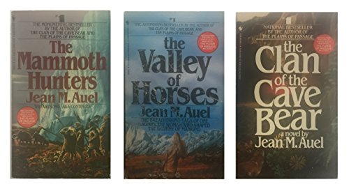 Earth's Children Series: Clan of the Cave Bear / Valley of the Horses / The Mammoth ...