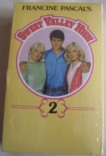 9780553609349: Francine Pascal's Sweet Valley High 2: Who's Who?/the New Elizabeth/the Ghost of Tricia Martin/Trouble at Home/Boxed Set