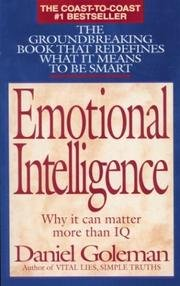 9780553652833: Emotional Intelligence - Why It Can Matter More Than Iq