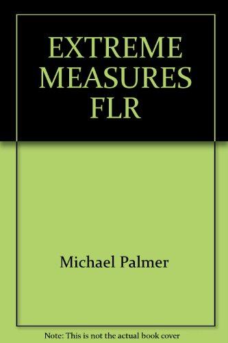 9780553653649: EXTREME MEASURES FLR
