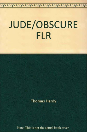 9780553654653: JUDE/OBSCURE FLR