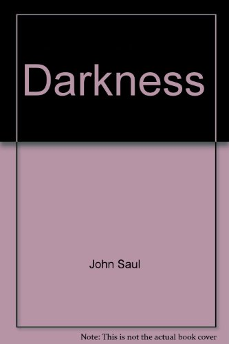 Darkness (0553700294) by John Saul