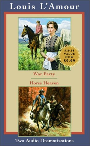 9780553713503: War Party and Horse Heaven (Louis L'Amour)