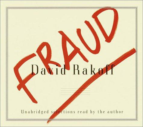 Fraud: Rakoff, David
