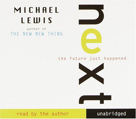 a review of michael lewis the future just happened Watch video the story of michael oher,  john lee hancock, michael lewis (book) stars:  142 of 235 people found this review helpful.
