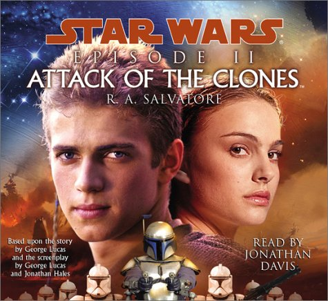 9780553714722: Star Wars, Episode II - Attack of the Clones