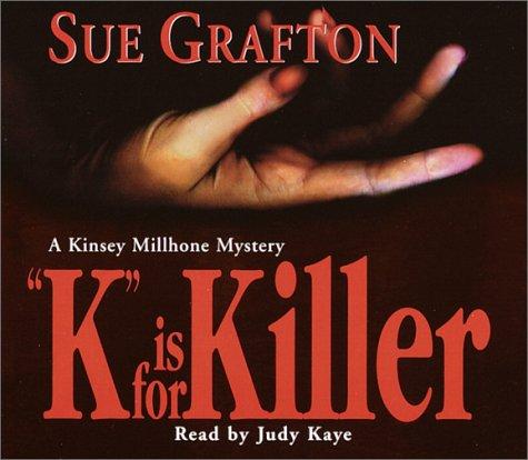 9780553714876: K is for Killer (Sue Grafton)