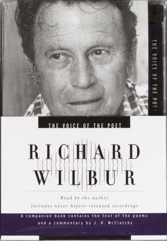 The Voice of the Poet: Richard Wilbur (0553756656) by Richard Wilbur