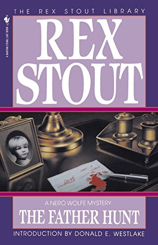 9780553762976: The Father Hunt (Nero Wolfe)