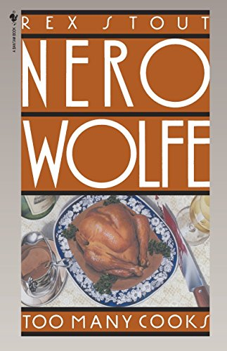 9780553763065: Too Many Cooks (Nero Wolfe Mysteries)