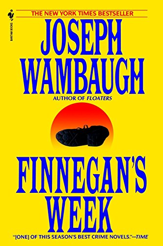 Finnegan's Week: Joseph Wambaugh