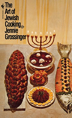 9780553763553: The Art of Jewish Cooking