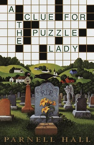 9780553800968: A Clue for the Puzzle Lady (Puzzle Lady Mysteries)