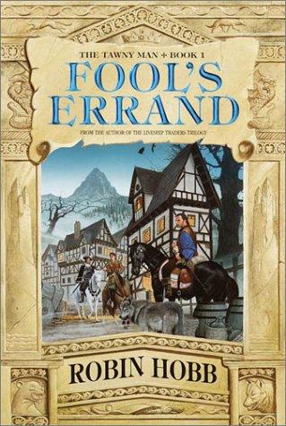 9780553801484: Fool's Errand
