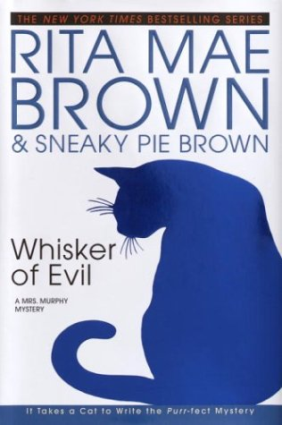 9780553801613: Whisker of Evil (Brown, Rita Mae)
