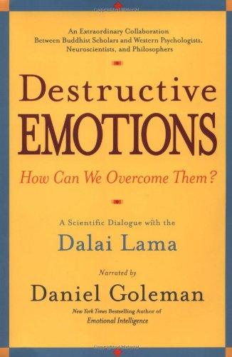 9780553801712: Destructive Emotions: A Scientific Dialogue with the Dalai Lama