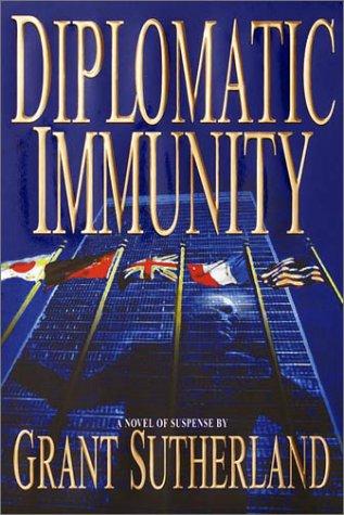 9780553801866: Diplomatic Immunity