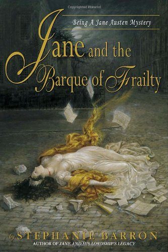 Jane and the Barque of Frailty (Jane Austen Mysteries)
