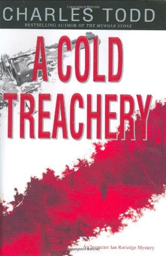 9780553803495: A Cold Treachery