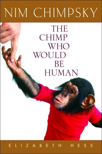 9780553803839: Nim Chimpsky: The Chimp Who Would Be Human