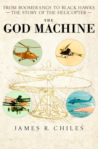 9780553804478: The God Machine: From Boomerangs to Black Hawks: the Story of the Helicopter