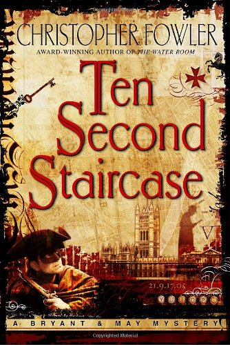 9780553804492: Ten Second Staircase (Bryant & May Mysteries)