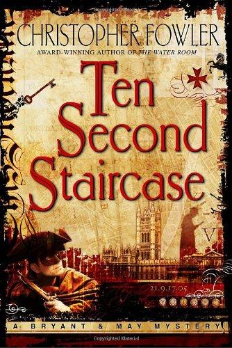 9780553804492: Ten Second Staircase