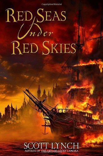 RED SEAS UNDER RED SKIES: Lynch, Scott