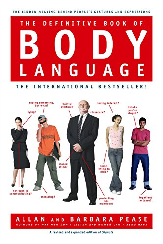 9780553804720: The Definitive Book of Body Language: The Hidden Meaning Behind People's Gestures and Expressions