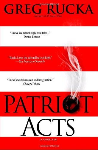 9780553804737: Patriot Acts