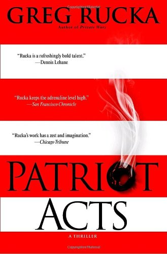 Patriot Acts (0553804731) by Greg Rucka