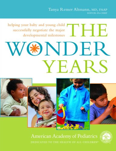 9780553804768: The Wonder Years: Helping Your Baby and Young Child Successfully Negotiate the Major Developmental Milestones