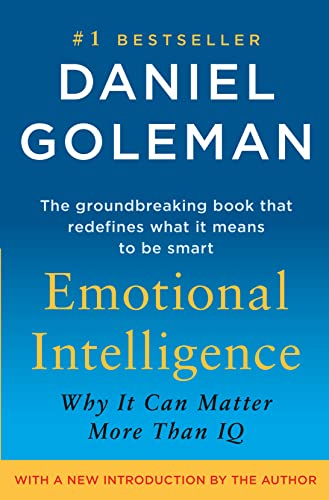 9780553804911: Emotional Intelligence: 10th Anniversary Edition; Why It Can Matter More Than IQ