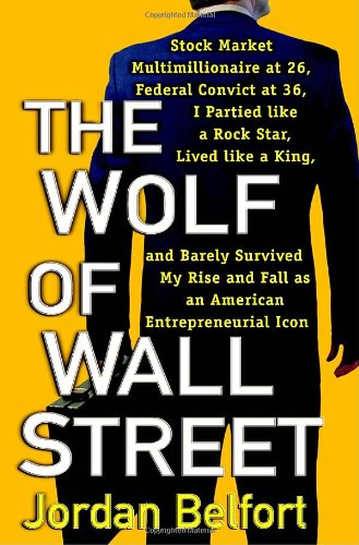 9780553805468: The Wolf of Wall Street