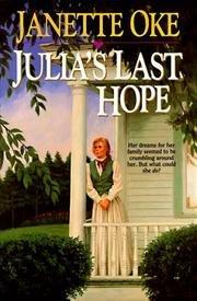 9780553805642: Julia's Last Hope