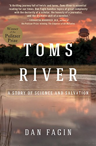 Toms River: A Story of Science and Salvation: FAGIN, DAN