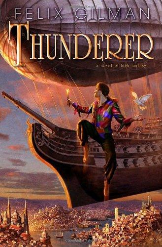 9780553806762: Thunderer