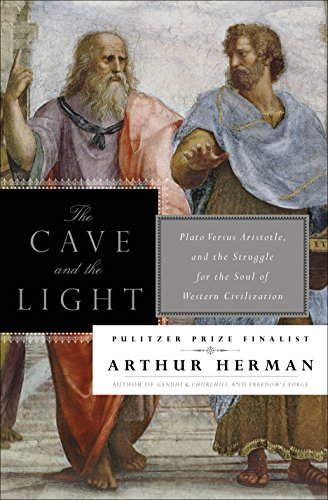 9780553807301: The Cave and the Light: Plato Versus Aristotle, and the Struggle for the Soul of Western Civilization