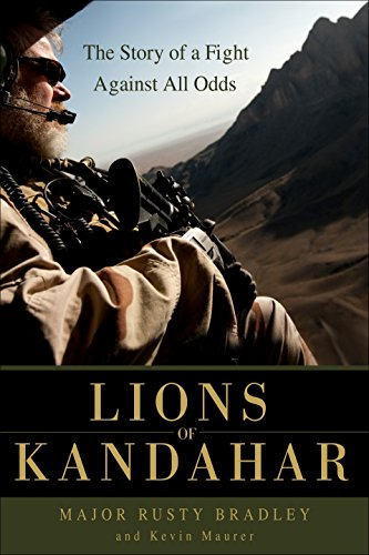 9780553807578: Lions of Kandahar: The Story of a Fight Against All Odds