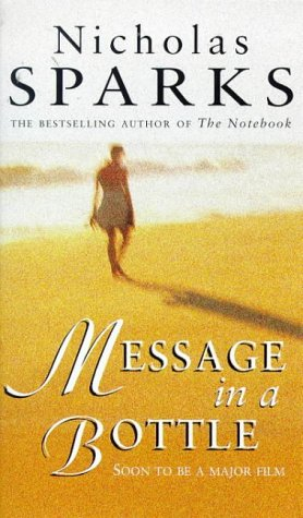 9780553812053: Message in a Bottle (Roman)