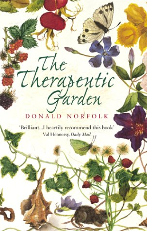 9780553812480: The Therapeutic Garden