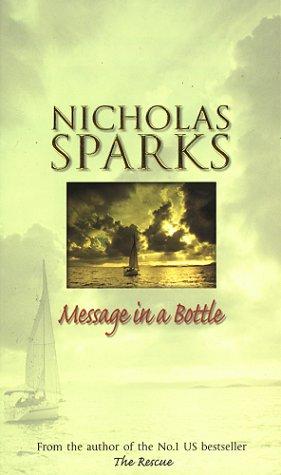 Message Bottle by Nicholas Sparks - AbeBooks