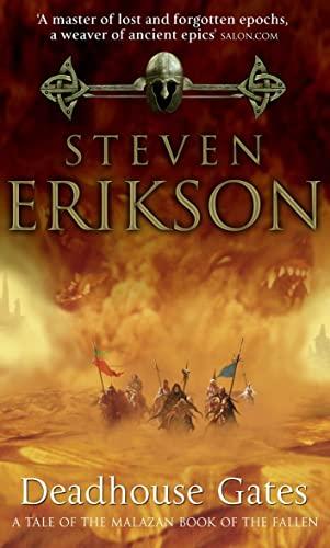 9780553813111: Deadhouse Gates : A Tale of Malazan Book of the Fallen