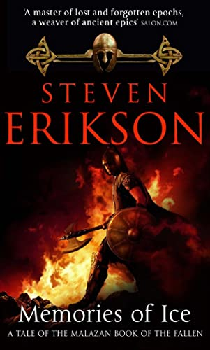 9780553813128: Memories Of Ice: (Malazan Book Of The Fallen 3) (The Malazan Book Of The Fallen)