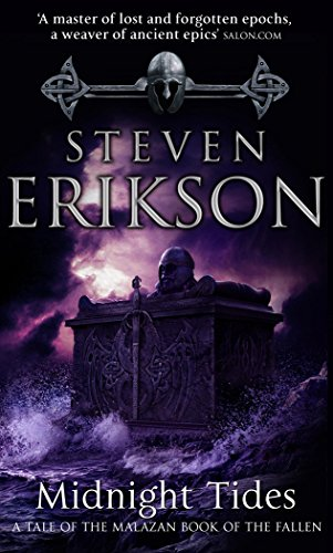 Midnight Tides A Tale of Malazan Book of the Fallen (9780553813142) by Steven Erikson