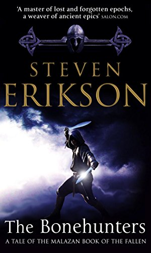9780553813159: The Bonehunters (Malazan Book of the Fallen, Book 6)