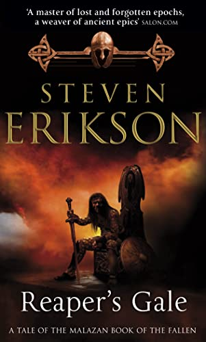 9780553813166: Reaper's Gale (Malazan Book of the Fallen #7)