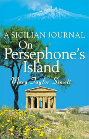 9780553813562: On Persephone's Island: A Sicilian Journal
